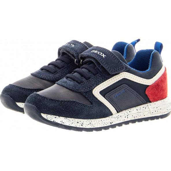 GEOX B ALBEN B043CC 022FU C4P7M Sneakers