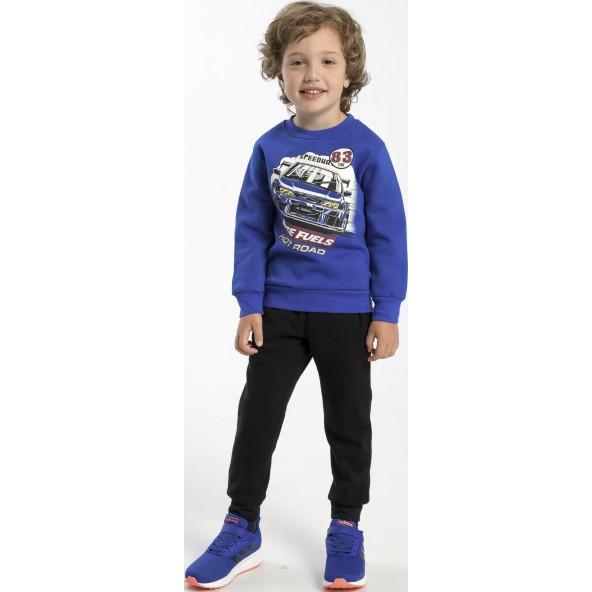 For Funky Kids 221-317109-1 Σετ Φόρμα Μπλε
