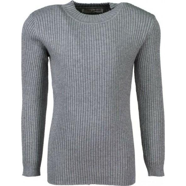 Εβίτα 203072 Μπλούζα Γκρι
