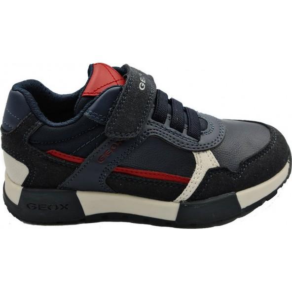 GEOX J ALFIER J046NA 0BUAF C4244 Sneakers