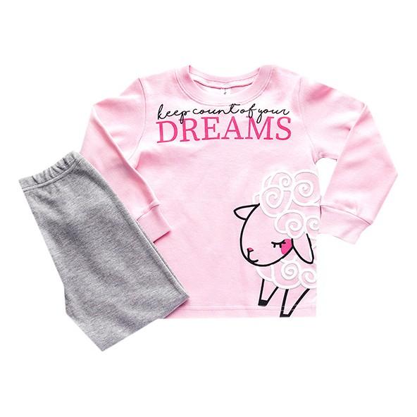 Dreams 19707 Πυτζάμες Ροζ
