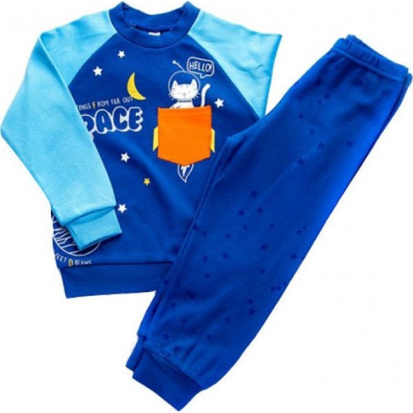 Dreams 19604 Πυτζάμες μπλε