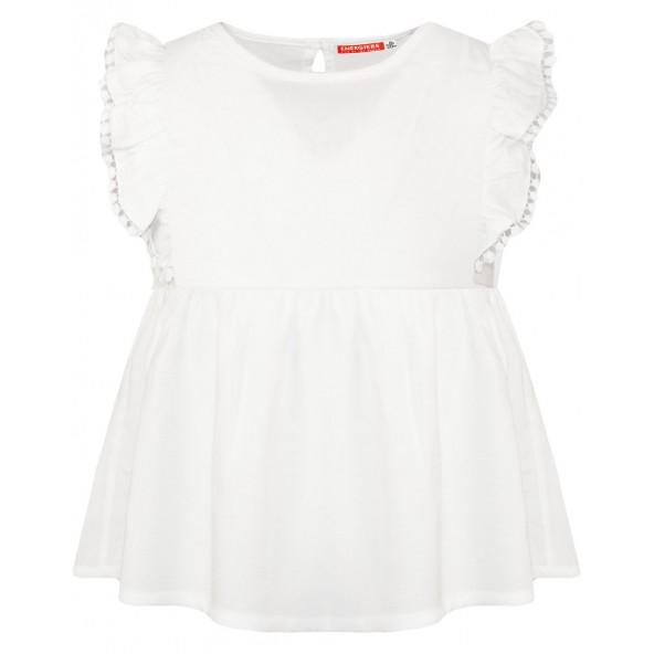 Energiers 15-221305-4 018 Μπλουζάκι Λευκό