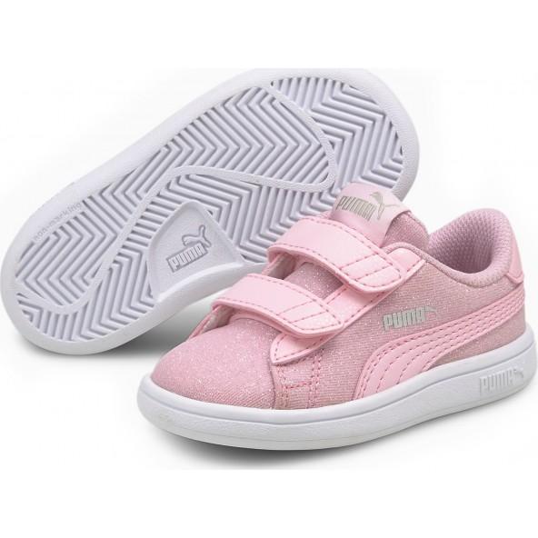 Puma 367380-21 Smash v2Glitz GlamV Sneakers