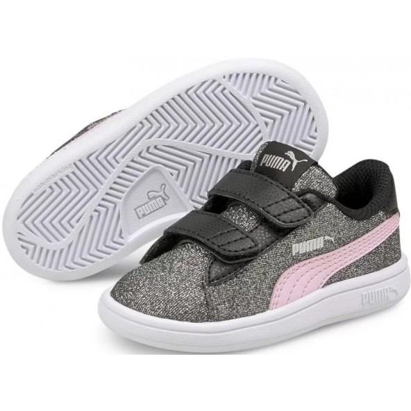 Puma 367380-22 Smash V2Glitz GlamV Sneakers