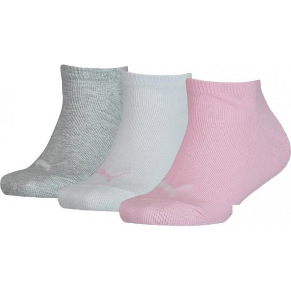 Puma 194010001-001 Σετ 3 Ζευγάρια Κάλτσες