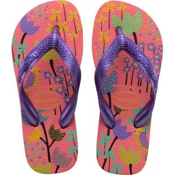 Havaianas Flores 4000052-7600 Σαγιονάρες