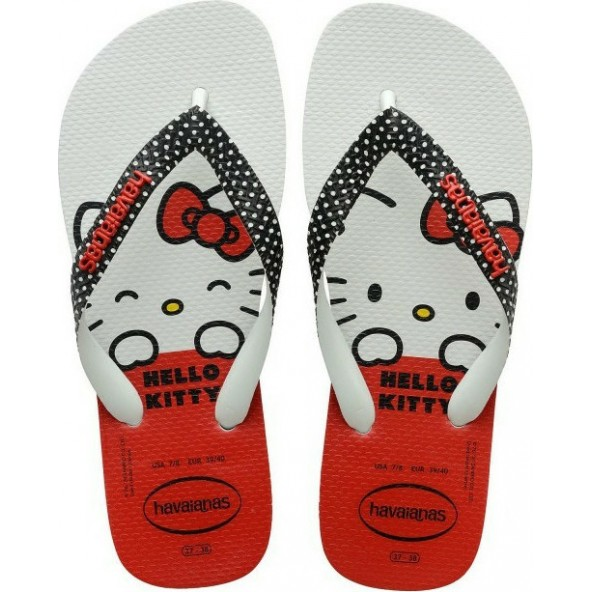 Havaianas 4145725-0090 Top Hello Kitty Σαγιονάρες