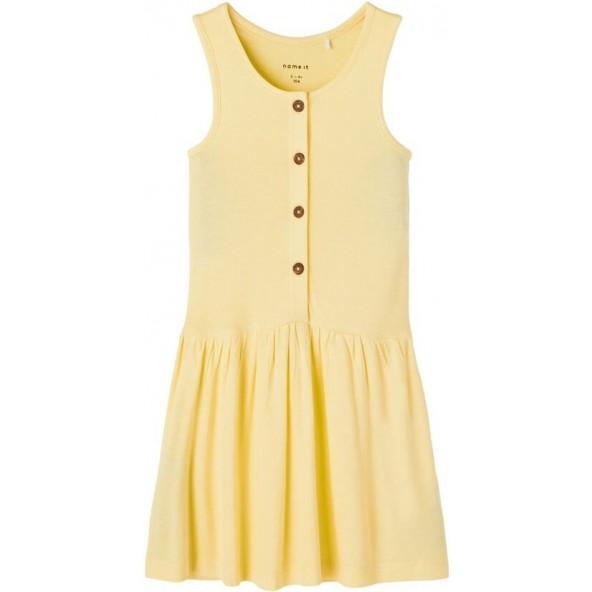 Name it 13187697 Φόρεμα Κίτρινο