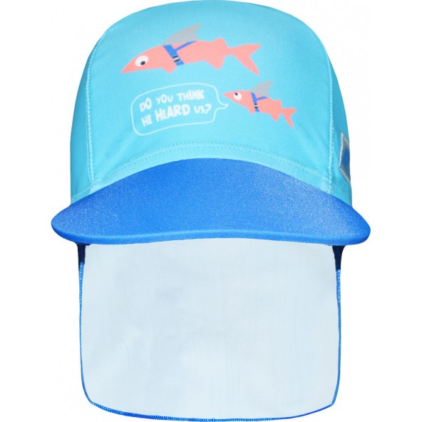 Energiers 32-221151-8 Καπέλο Θαλασσί