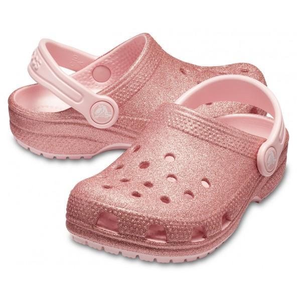 Crocs Classic Glitter Clog 205441-669