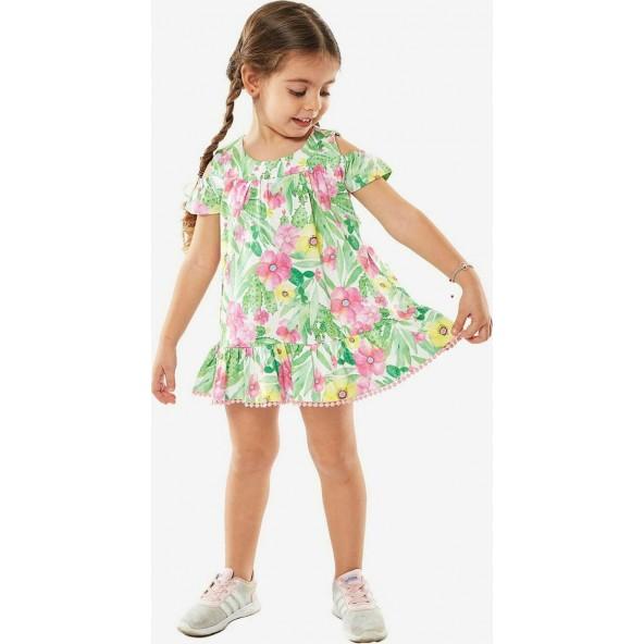 Ebita 214263 Φόρεμα Floral