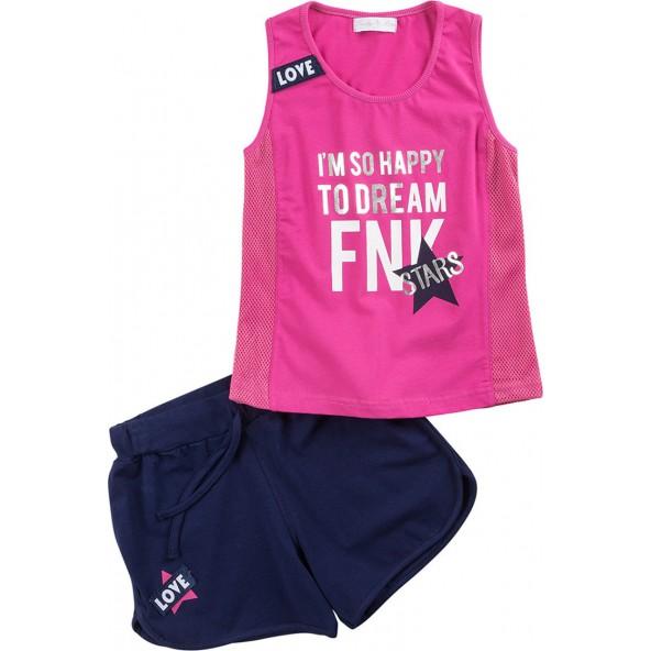 For Funky Kids 121-524121-2 Σετ Σορτς
