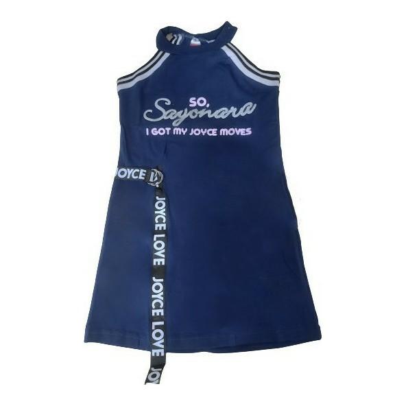 Joyce 211565 Φόρεμα Μπλε Navy