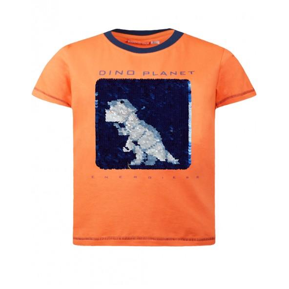 Mayoral 12-221140-5 Μπλούζα πορτοκαλί