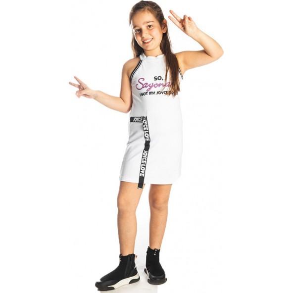 Joyce 211565 Φόρεμα Λευκό