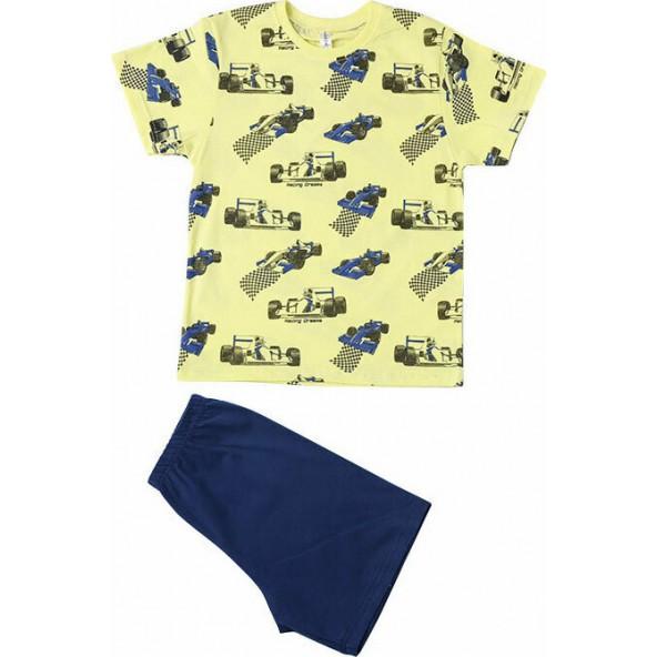 Dreams 212705 Πυτζάμες Κίτρινο