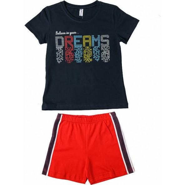 Dreams 212506 Πυτζάμες Μπλε Navy