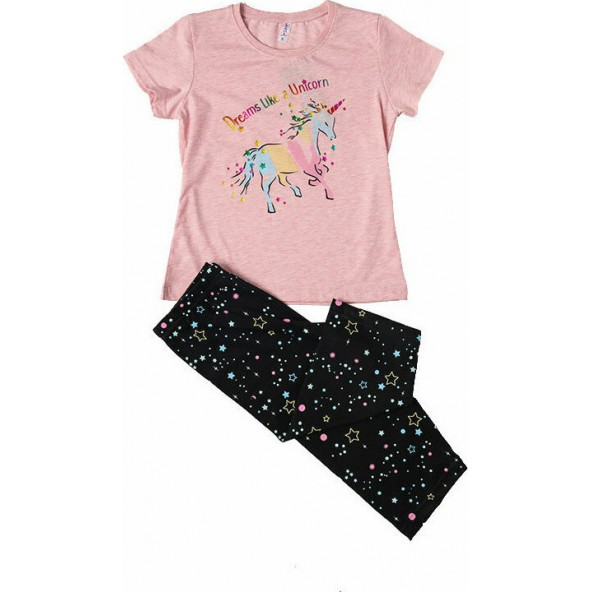 Dreams 212501 Πυτζάμες Ροζ