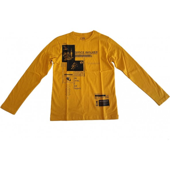 Losan 123-1204AL Μπλούζα 639