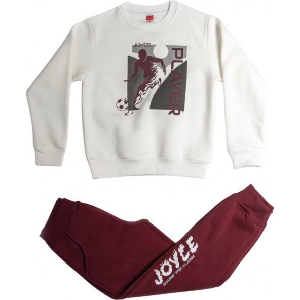 Joyce 216725 Σετ Φόρμα Λευκό