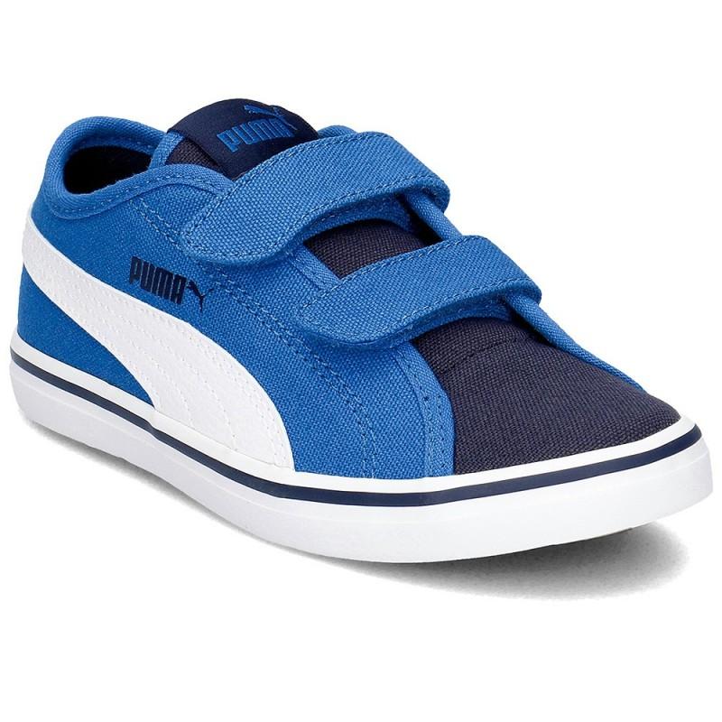 c04f48c4367 PUMA ELSU V2 CV Κids 359850 10 Sneaker παιδικό. Loading zoom