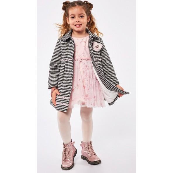 Εβίτα 215245 Φόρεμα με Παλτό