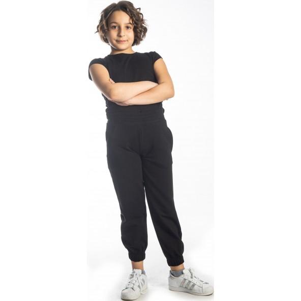 Joyce 216594 Παντελόνι Φόρμα Μαύρο