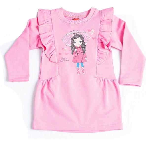 Joyce 216160 Φόρεμα Ροζ