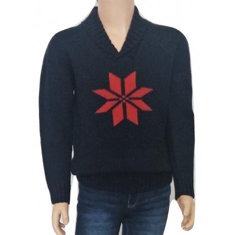 Zippy ZB1641027 Πλεκτή μπλούζα